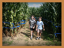 Stony Hill Maze Fun Park : Chester, NJ