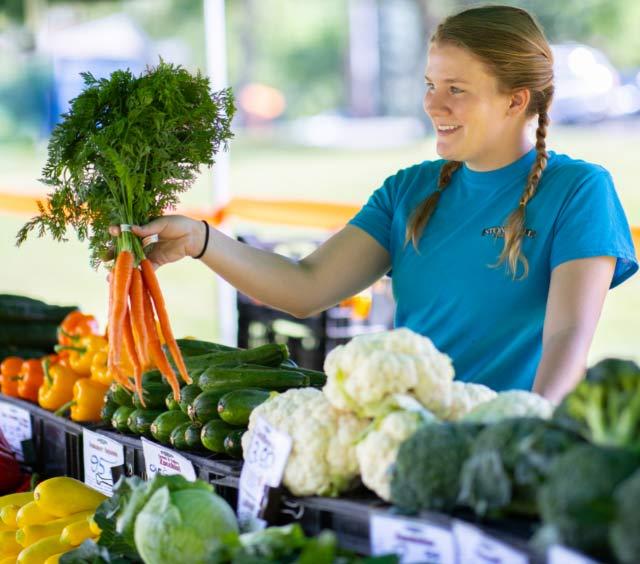 Farm Market Staff