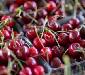 market-produce-bing-cherries
